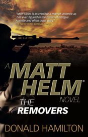 Matt Helm - The Removers (Matt Helm Novels) - Hamilton, Donald
