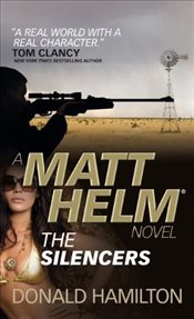 Matt Helm - The Silencers - Hamilton, Donald