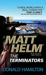 Matt Helm - The Terminators - Hamilton, Donald