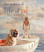Making of Life of Pi - A Film, A Journey - Castelli, Jean Christophe