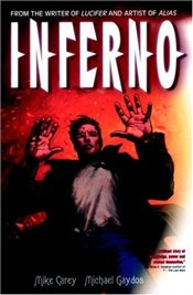 Inferno - Carey, M. J.