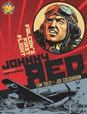 Johnny Red : Falcons First Flight - Tully, Tom
