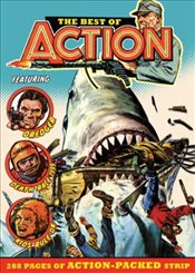 Action Uncensored! (The Best of Action) -