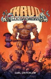 Thrud The Barbarian - Critchlow, Carl