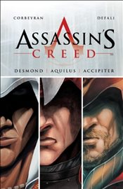 Assassins Creed - The Ankh of Isis Trilogy (Assassins Creed (Unnumbered)) - Corbeyran, Eric
