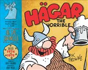 Hagar the Horrible (the Epic Chronicles Of): Dailies 1974-75 - BROWNE, DIK