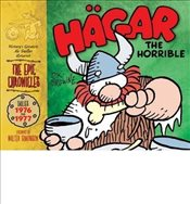 Hagar the Horrible (the Epic Chronicles) Dailies 1976-77 by Browne, Dik ( Author ) ON Sep-23-2011, H - BROWNE, DIK