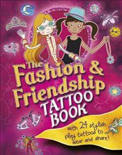 Fashion & Friendship Tattoo Book - Rowlands, Caroline