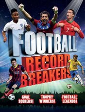 Football Record Breakers - Gifford, Clive