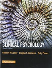 Introduction to Clinical Psychology 8e  - KRAMER, GEOFFREY P.