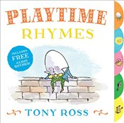 My Favourite Nursery Rhymes Board Book : Playtime Rhymes - Ross, Tony