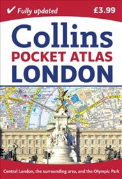 Collins London Pocket Atlas -