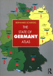 State of Germany Atlas    - Schafers, B