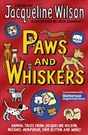 Paws and Whiskers - Wilson, Jacqueline