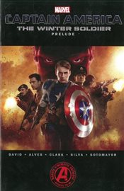 Marvels Captain America : The Winter Soldier Prelude: - David, Peter