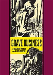 Grave Business and Other Stories  - Ingels, Graham