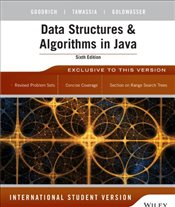 Data Structures and Algorithms in Java 6e ISV - Goodrich, Michael T.