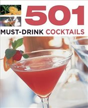 501 Must-Drink Cocktails (501 Series) - Bounty,