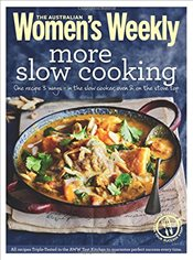 More Slow Cooking (The Australian Womens Weekly Essentials) - Weekly, Australian Womens