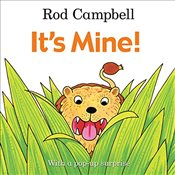 Its Mine : Pop Up Book - Campbell, Rod