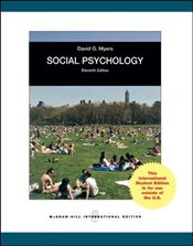Social Psychology 11e - Myers, David G.