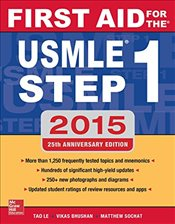 First Aid for the USMLE Step 1 2015 - Le, Tao