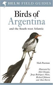 Birds of Argentina  - Pearman, Mark