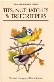 Tits, Nuthatches and Creepers   - Harrap, Simon