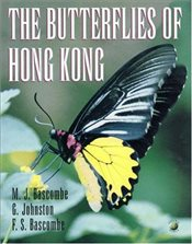 Butterflies of Hong Kong  - Bascombe, Mike