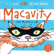 Macavity - Eliot, T. S.