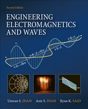 Engineering Electromagnetics and Waves 2E (US ed) - İnan, Umran S.