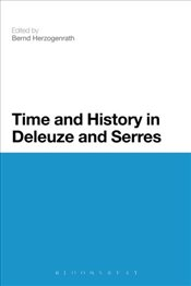 Time and History in Deleuze and Serres - Herzogenrath, Bernd
