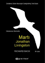 Martı : Jonathan Livingston - Bach, Richard