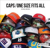 Caps : One Size Fits All - Bryden, Steven