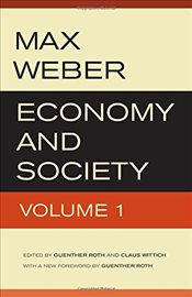 Economy and Society 2V SET - Weber, Max