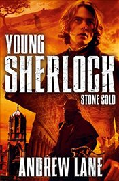 Young Sherlock Holmes 7: Stone Cold - Lane, Andrew