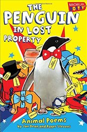 Penguin in Lost Property (MacMillan Poetry) - Stevens, Roger