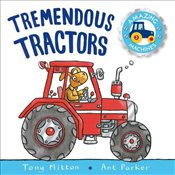 Amazing Machines: Tremendous Tractors: Amazing Machines 3 - Mitton, Tony