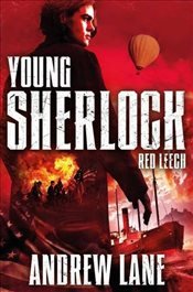 Young Sherlock Holmes 2: Red Leech - Lane, Andrew