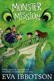 Monster Mission - Ibbotson, Eva
