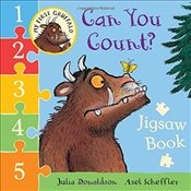 My First Gruffalo : Can You Count? Jigsaw book - Donaldson, Julia