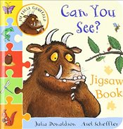 My First Gruffalo: Can You See? Jigsaw book (My First Gruffalo Jigsaw) - Donaldson, Julia