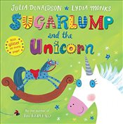 Sugarlump and the Unicorn: Book and CD Pack - Donaldson, Julia