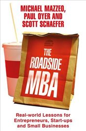 Roadside MBA - Schaefer, Scott