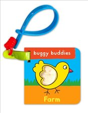 Touch & Feel Buggy Buddies: Farm (Touch and Feel Buggy Buddies) - LODGE, JO