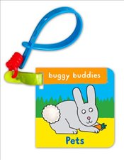 Touch & Feel Buggy Buddies: Pets - LODGE, JO