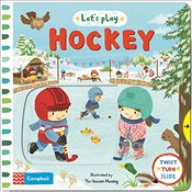 Lets Play... Hockey!: A Novelty Book for Children about Ice Hockey. - Huang, Yu-hsuan