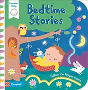 Bedtime Stories: Babys first storybook: Follow the finger trails - Campbell Books