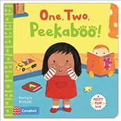 One Two Peekaboo Campbell Bb - Georgie, Birkett