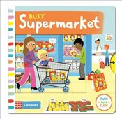 Busy Supermarket - Ruth, Redford